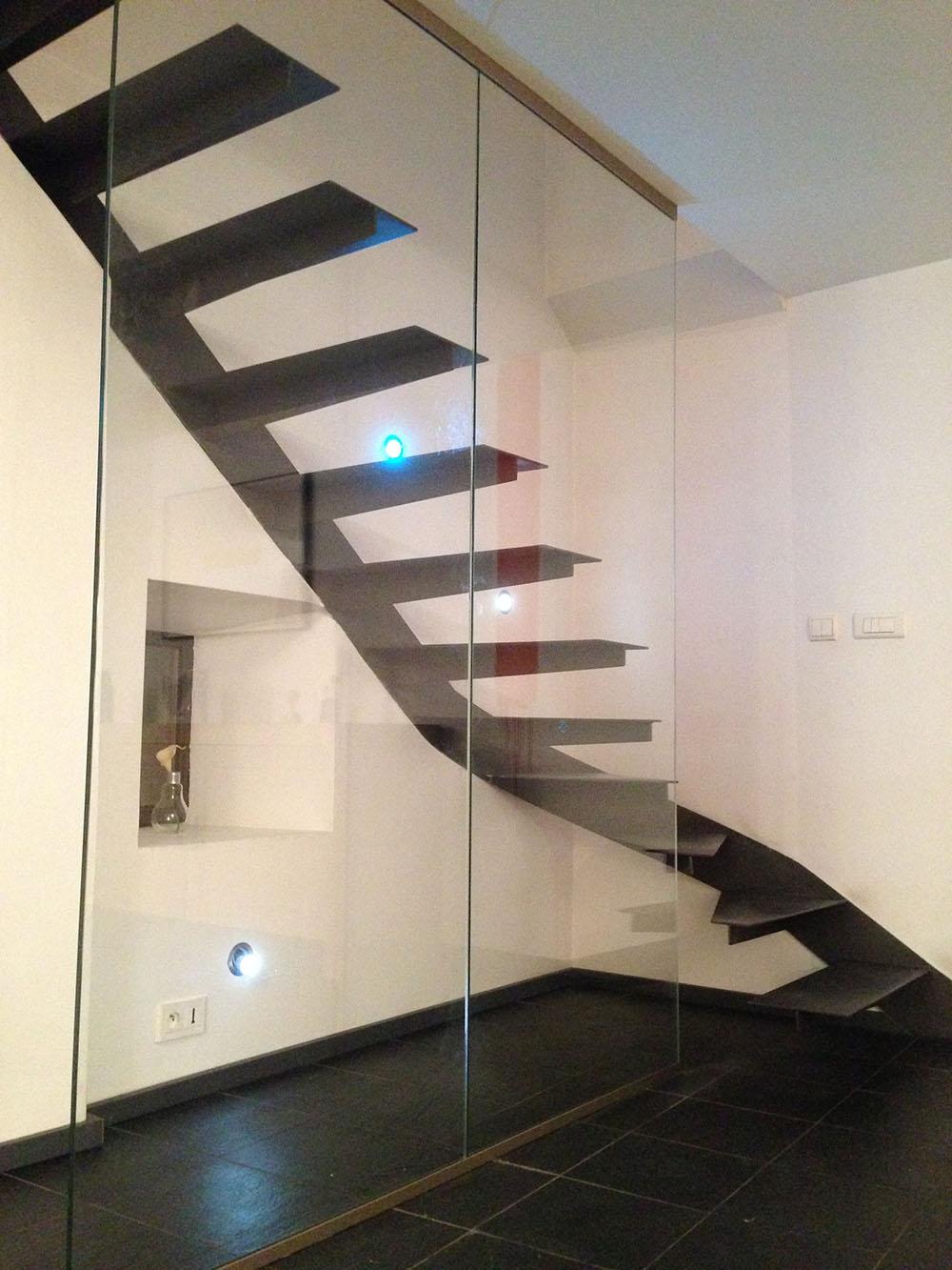 Garde De Corps Escalier achat et pose garde corps en verre en moselle, lorraine et