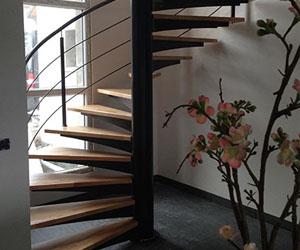 escalier ced. Black Bedroom Furniture Sets. Home Design Ideas